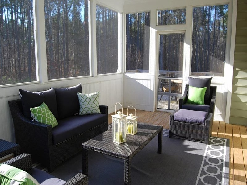 3D images - Sunrooms 1